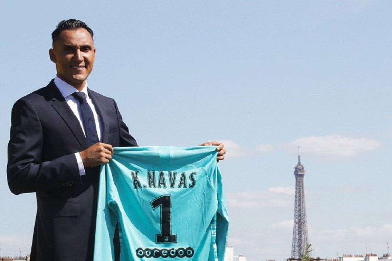 Paris Saint-Germain: Akcja-reakcja. Keylor Navas chciał odejść z klubu   Transfery.info