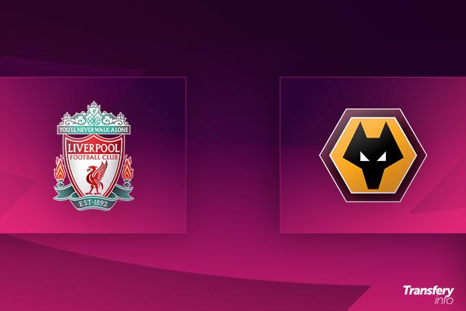 Liverpool - Wolverhampton: Znamy składy | Transfery.info