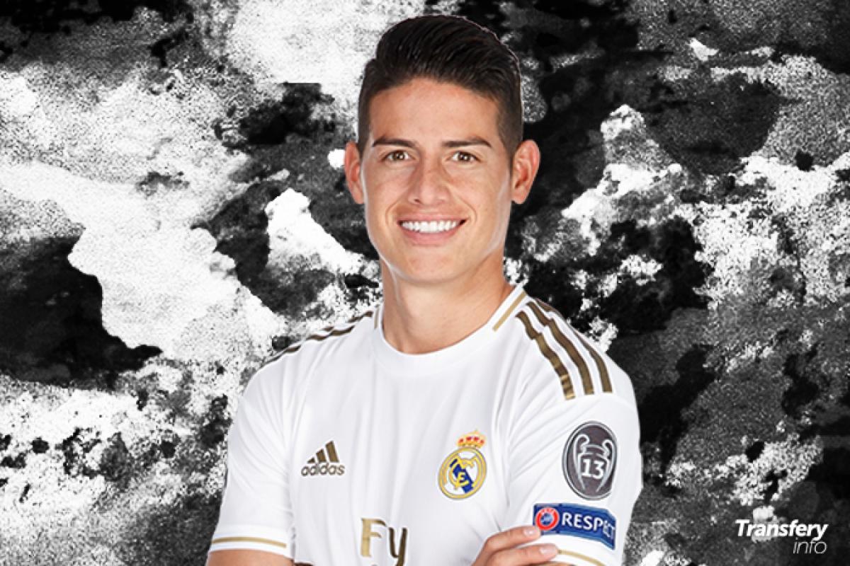 Premier League pisana Jamesowi Rodríguezowi? Chcą go trzy kluby | Transfery.info