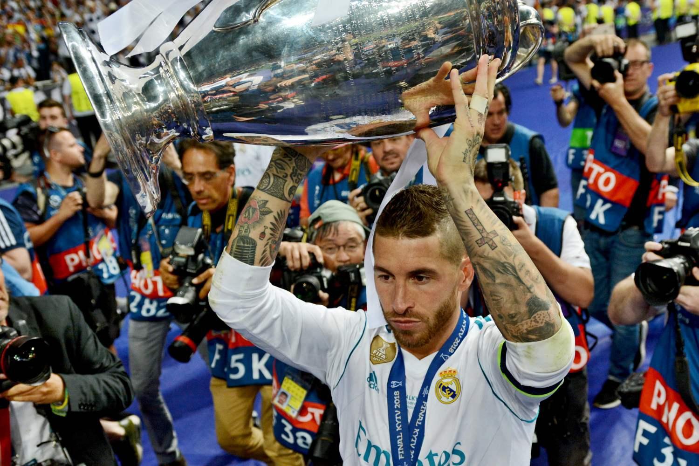 Pakt Realu Madryt i PSG w sprawie Sergio Ramosa   Transfery.info
