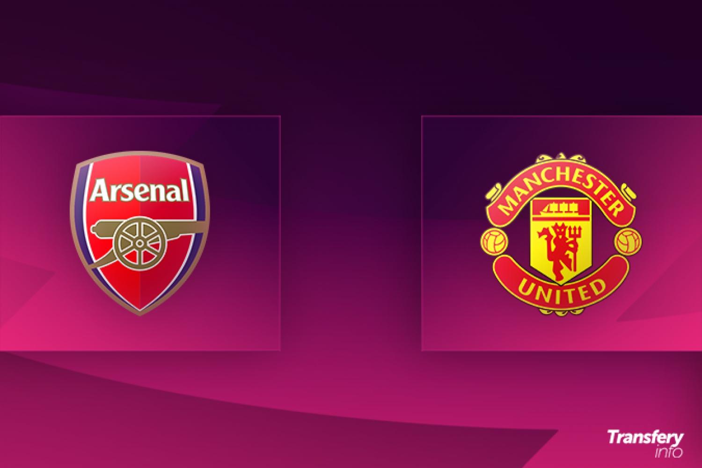 Premier League: Składy na Arsenal - Manchester United   Transfery.info