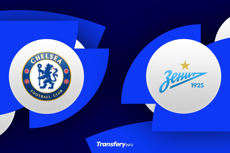 Liga Mistrzów: Składy na Chelsea - Zenit Sankt Petersburg [OFICJALNIE] | Transfery.info